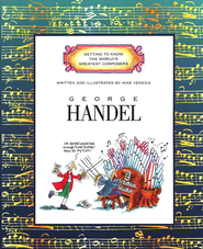 George Handel   -     By: Mike Venezia
