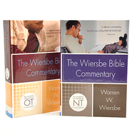 The Wiersbe Bible Commentary, Unabridged: 2 Volumes with CD-ROM  -              By: Warren W. Wiersbe