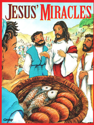 HOBC Bible Big Book: Jesus' Miracles  -