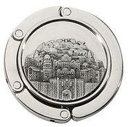 City of Jerusalem Purse Holder   -
