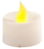 Flameless Tea Light Candles, Box of 2   -