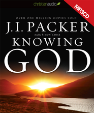 Knowing God Unabridged Audiobook on MP3 CD   -              Narrated By: Simon Vance                   By: J.I. Packer