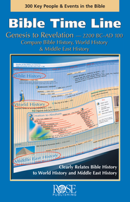 Bible Time Line - eBook  -