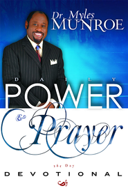 Daily Power and Prayer Devotional - eBook  -     By: Myles Munroe