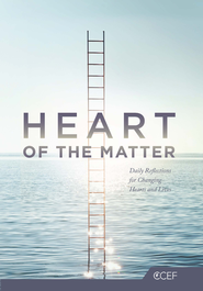 Heart of the Matter: Daily Reflections for Changing Hearts and Lives - eBook  -