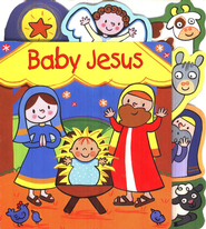 Baby Jesus, Board Book   -              By: Luana Rinaldo