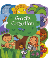 God's Creation  -     By: Lori C. Froeb, Luana Rinaldo