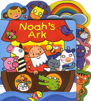 Noah's Ark  -     By: Lori C. Froeb     Illustrated By: Luana Rinaldo
