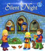 Silent Night: Musical Book  -              By: Lori C. Froeb                   Illustrated By: Astrid Kroemer