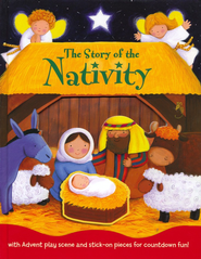 The Story of the Nativity   -              By: Tracy Harrast                   Illustrated By: Estelle Corke