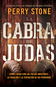 La Cabra de Judas, eLibro  (The Judas Goat, eBook)   -     By: Perry Stone
