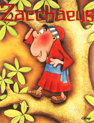 HOBC Bible Big Book: Zacchaeus  -