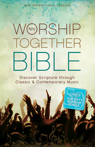 NIV Worship Together Bible: Discover Scripture through Classic and Contemporary Music / Special edition - eBook  -