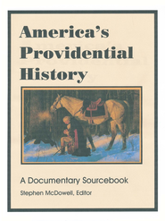 America's Providential History: A Documentary Sourcebook  -