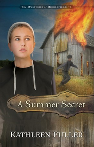 A Summer Secret - eBook  -     By: Kathleen Fuller