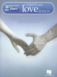 Christian Love Songs (E-Z Play Today)   -