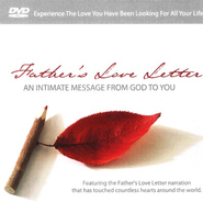 Father's Love Letter: An Intimate Message From God to You Outreach DVD  -