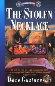 Reel Kids Adventures #3: The Stolen Necklace   -     By: Dave Gustaveson