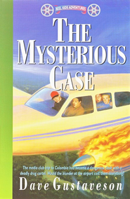 Reel Kids Adventures #4: The Mysterious Case   -     By: Dave Gustaveson