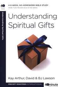 40 Minute Bible Studies: Understanding Spiritual Gifts - Slightly Imperfect  -