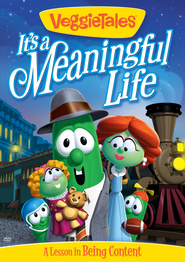 It's a Meaningful Life--VeggieTales DVD   -