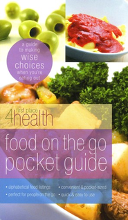 First Place 4 Health: Food on the Go, Pocket Guide   -     By: First Place 4 Health