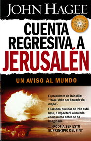 Cuenta regresiva a Jerusalen: Un aviso al mundo - eBook  -     By: John Hagee