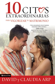 10 citas extraordinarias para vigorizar tu matrimonio - eBook  -     By: David Arp, Claudia Arp