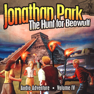 #4: The Hunt for Beowulf MP3 Audio CD  -              By: Pat Roy