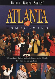 Atlanta Homecoming DVD   -