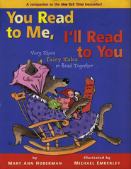 You Read to Me, I'll Read to You  -     By: Mary Ann Hoberman