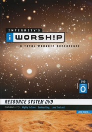 iWorship Rource System DVD, Volume O   -