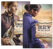 The Quilt Chronicles, Volumes 1&2  -              By: Stephanie Grace Whitson