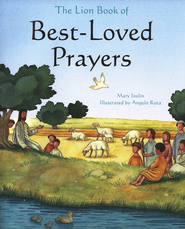 The Lion Book of Best-Loved Prayers - Slightly Imperfect  -