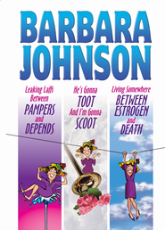 Barbara Johnson 3-in-1 - eBook  -     By: Barbara Johnson