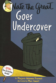 Nate the Great Goes Undercover  -     By: Marjorie Weinman Sharmat
