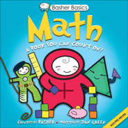 Basher Books Math: A Book You Can Count On!   -              By: Simon Basher