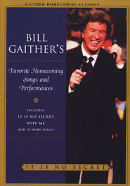 Gaither Homecoming Classics, Volume 3 DVD   -     By: Bill Gaither, Gloria Gaither, Homecoming Friends