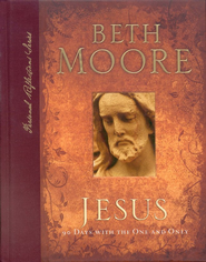 Jesus: 90 Days with the One and Only  -     By: Beth Moore