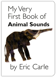 My Very First Book of Animal Sounds  -     By: Eric Carle