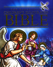 The Kingfisher Children's Illustrated Bible  -     By: Trevor Barnes