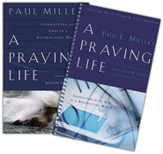 A Praying Life Book and Discussion Guide, 2 Books  -