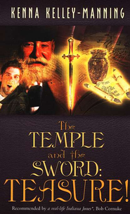 The Temple and the Sword: Treasure  -     By: Kenna Kelley-Manning