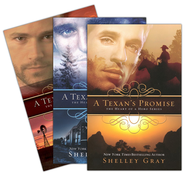 Heart of a Hero Series, Vols. 1-3   -              By: Shelley Gray