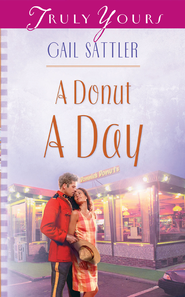 A Donut A Day - eBook  -     By: Gail Sattler