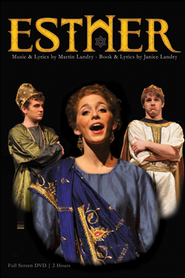 Esther: A Contemporary Musical, DVD   -     By: Christian Theatre Publications