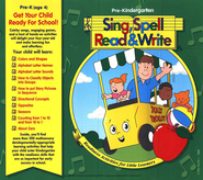 Sing, Spell, Read & Write--Preschool Home Study Kit   -