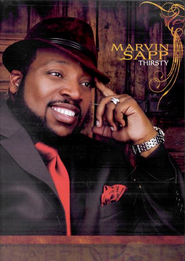 Thirsty DVD   -     By: Marvin Sapp