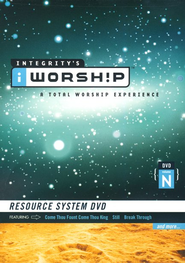 iWorship Resource System DVD, Volume N  -