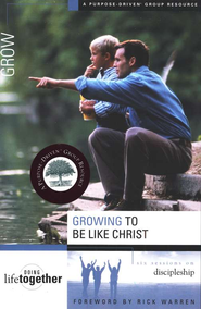 Growing to Be Like Christ Purpose Driven Life Series - Slightly Imperfect  -